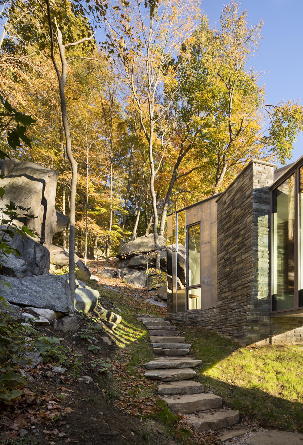 Private Pound Ridge Home
