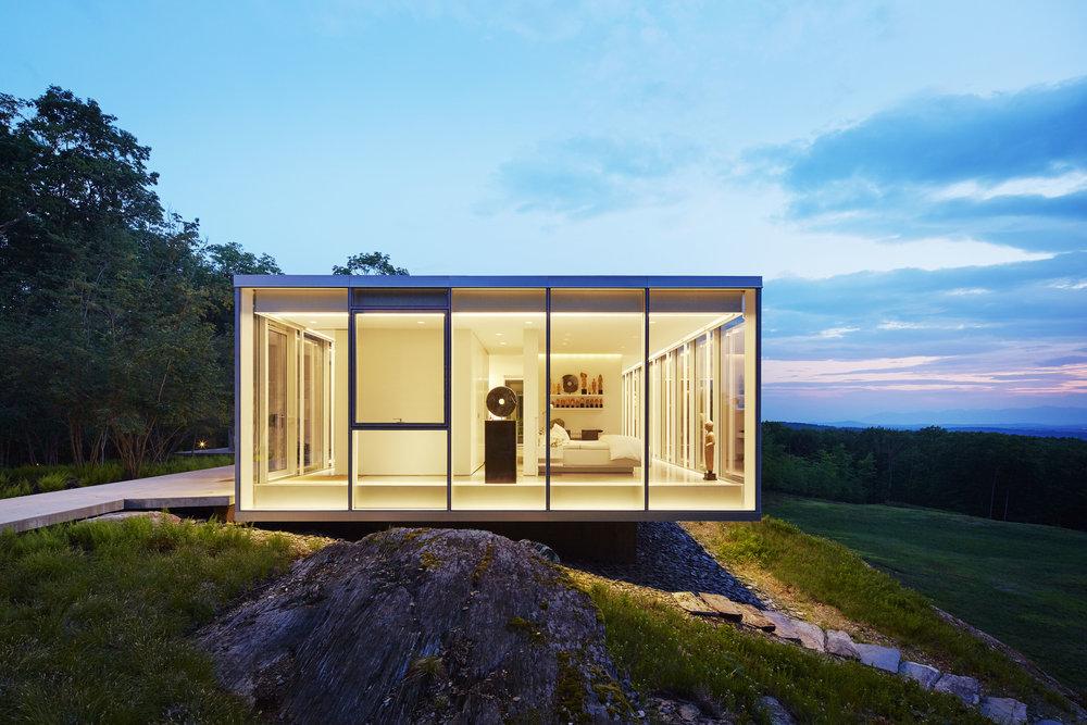 Ghent Residence - 2014 AIA NY Merit AwardArchitect: Toshiko Mori Architects