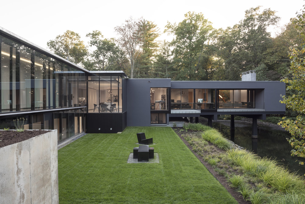 Perfect Modern Home Connecticut Living