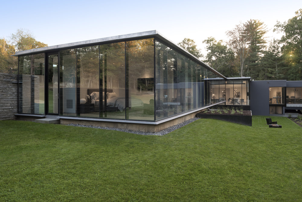 Glass House Modern architecture