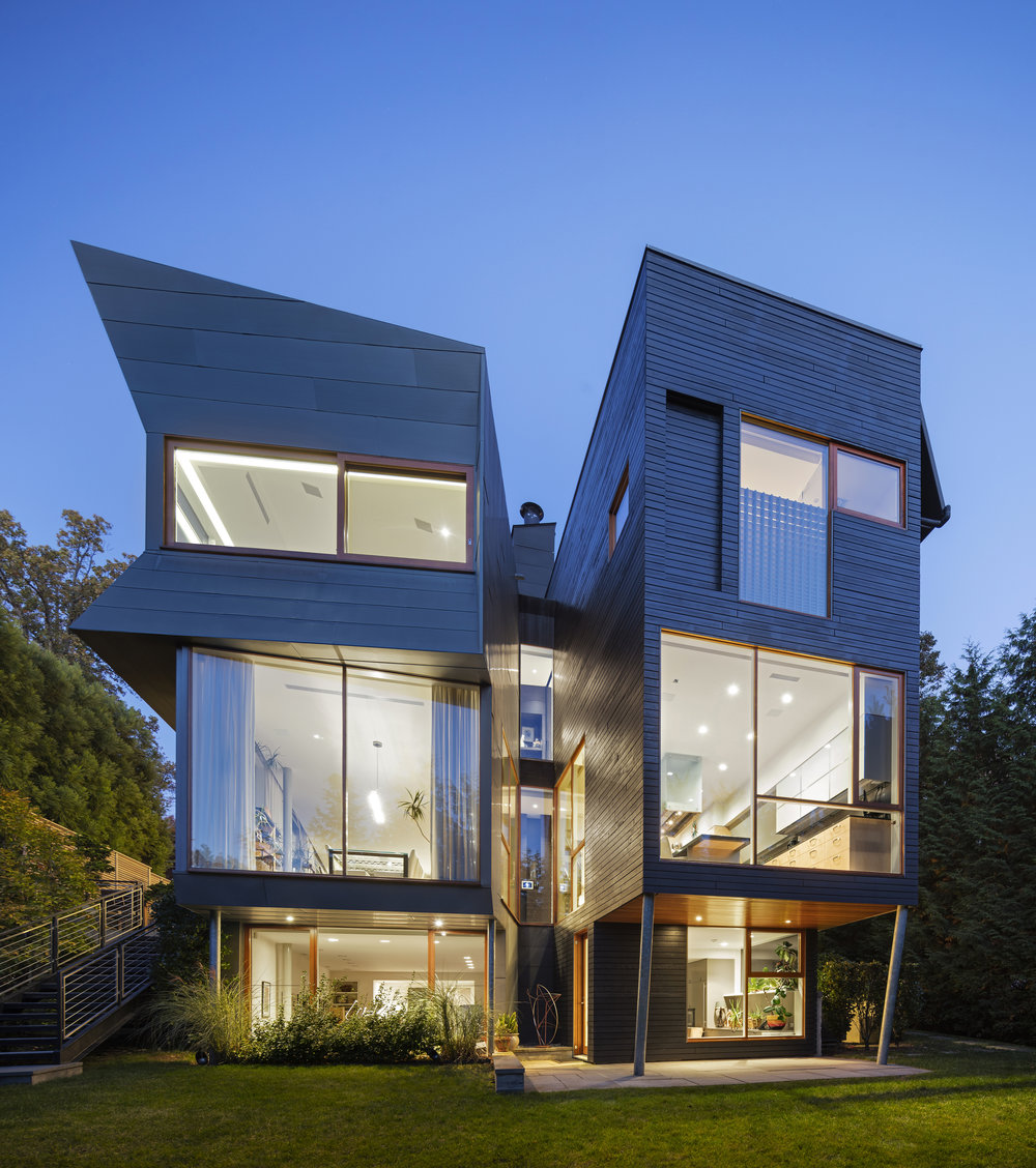 New Canaan Townhouse - 2011 AIA CT Design Award, Single-Family Residential ProjectArchitect: Joeb Moore + Partners