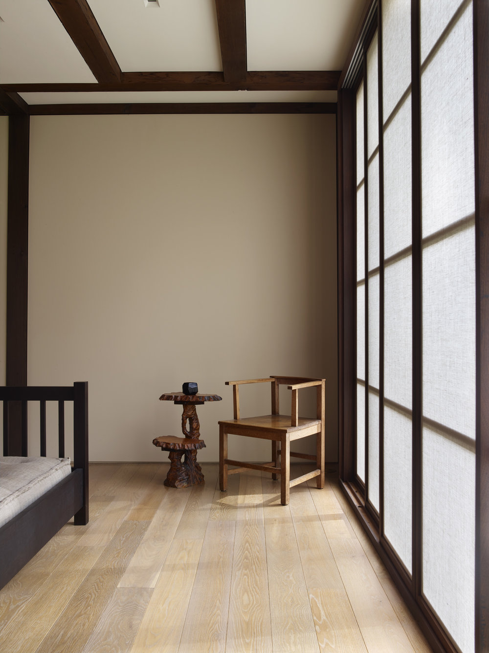 wooden furniture creative concept japanese teahouse