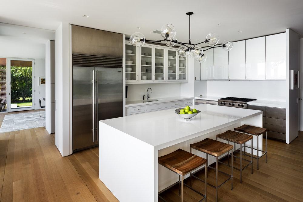 amazing white kitchen marble countertops