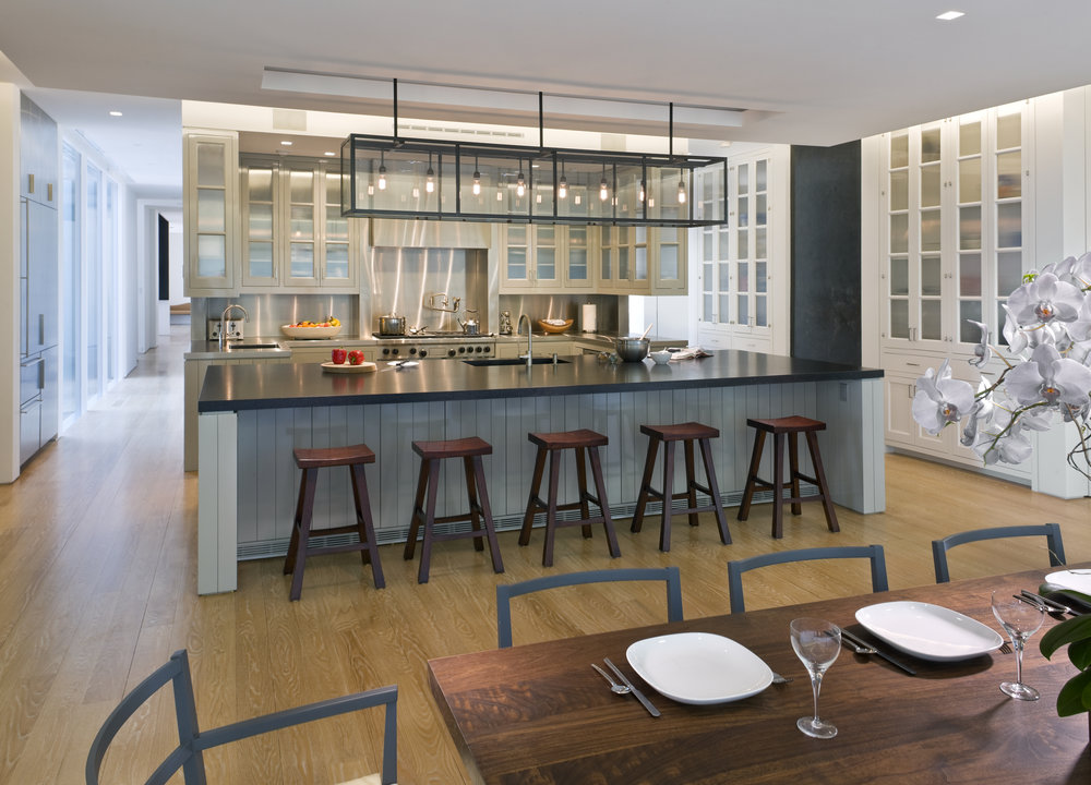kitchen island entertain bar