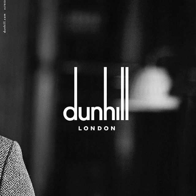 Don't get #cooler than this #brand #dunhill #alfreddunhill #london #logo #typography #style #fashion #mensfashion #artdirection #campaign #poster #print #editorial #gq #design #trend #monocle #esquire #fashionblogger #lifestyle