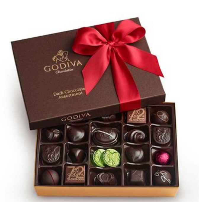 Photo from Godiva.com