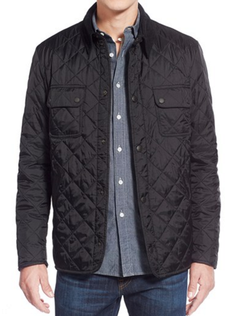 Photo from nordstrom.com (Barbour)
