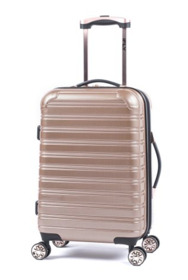 Take a Trip - Get her this suitcase and surprise her with a weekend or week long trip somewhere!