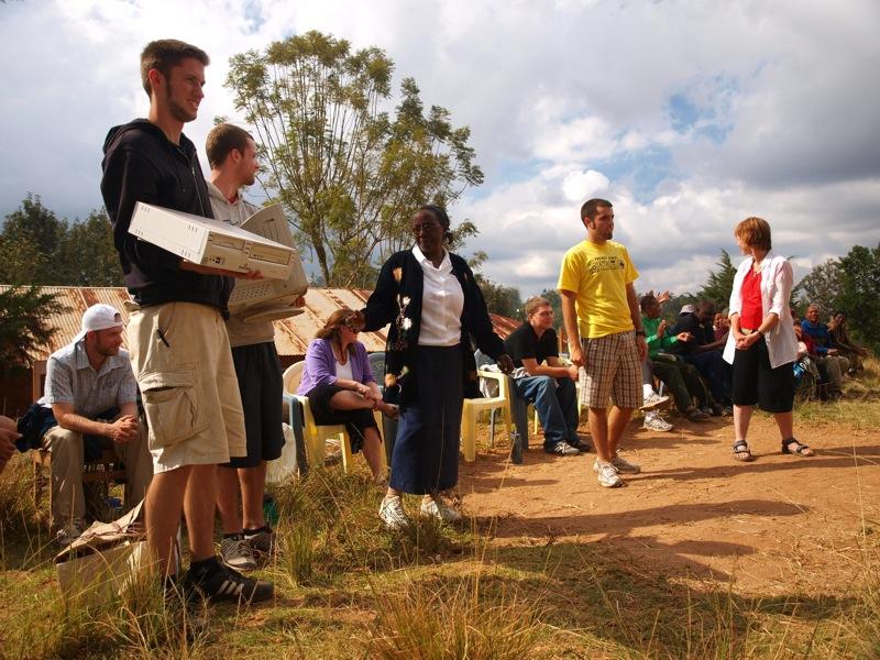 Mbauro Primary School - Wundanyi, Kenya