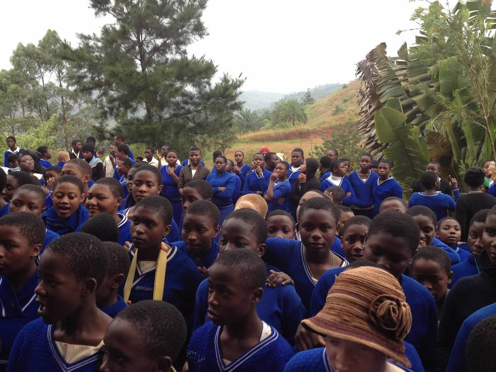 St. Joseph's Comprehensive High School - Mambu, Bafut, Cameroon (2012)