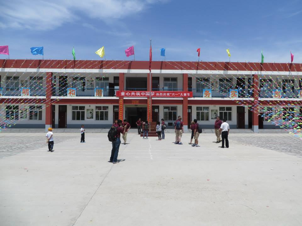 "MSOE's ""Doing Business with China"" - Inner Mongolia, China"