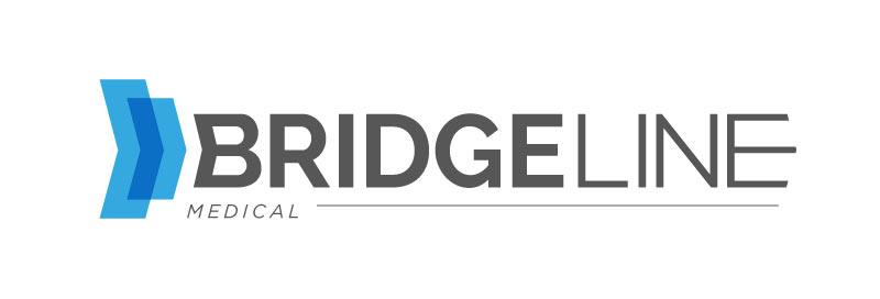 Bridgeline: medical sales and brokerage. Name Development + Identity + Collateral + Web Design & Development
