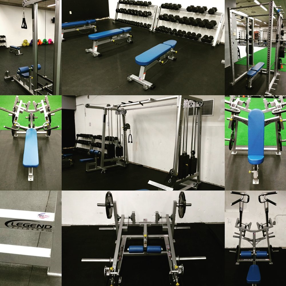 Legend Fitness Equipment from Wilkins Solutions