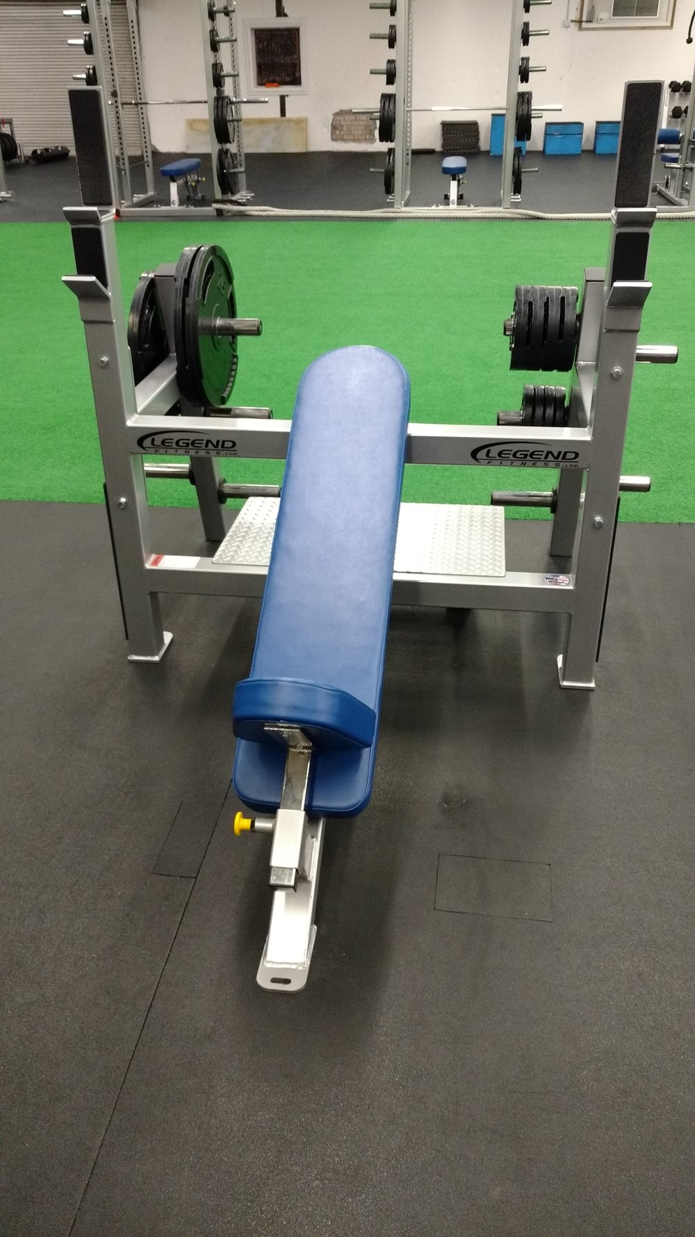 Legend Olympic Incline Bench