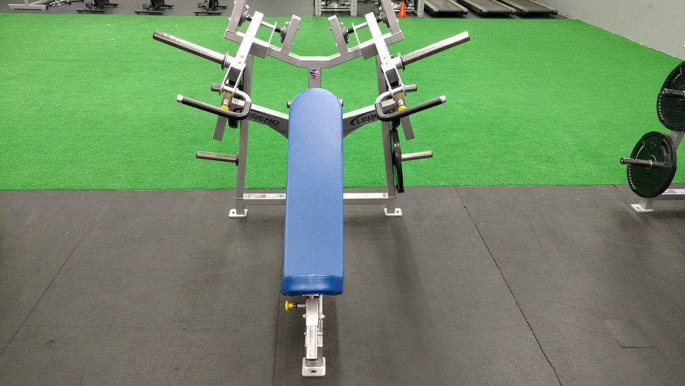 Legend Incline Chest Press