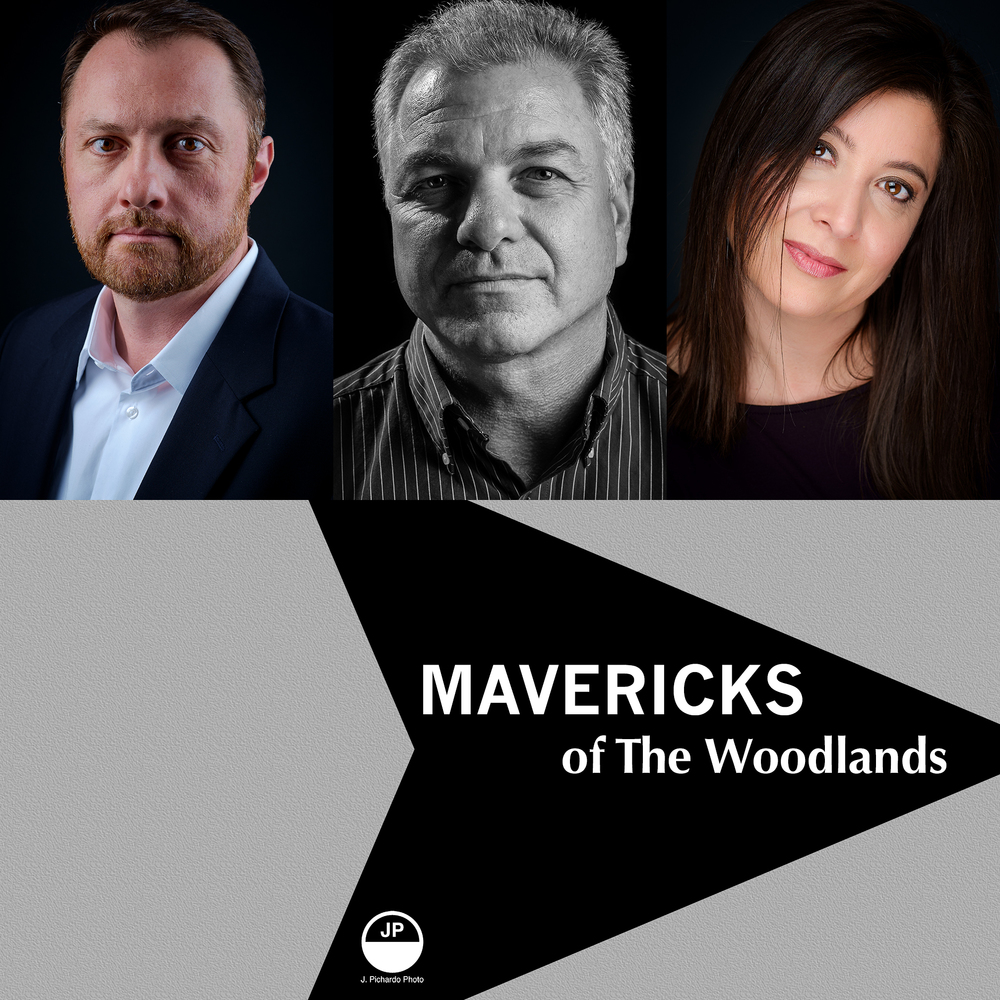 Mavericks of the Woodlands 1
