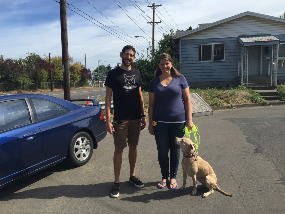 Dog behavior modification Portland
