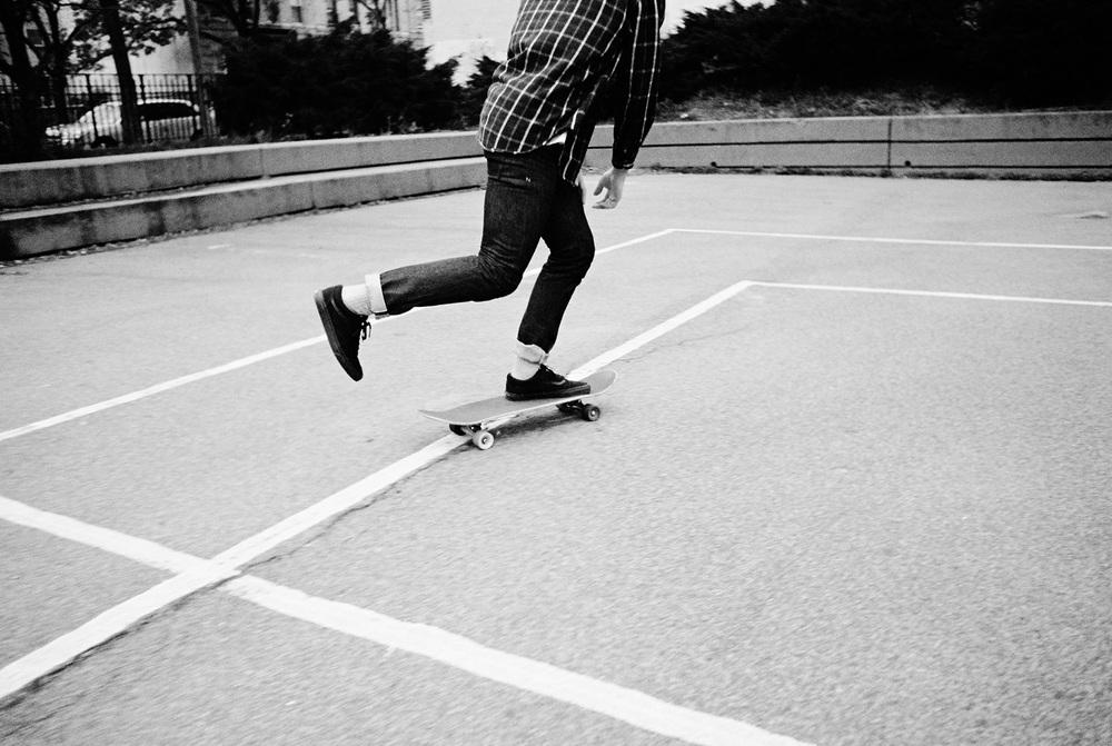2014 Brooklyn Two Block Skate Film