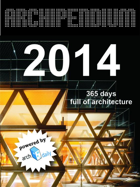 Archipendium 2014 Calendar