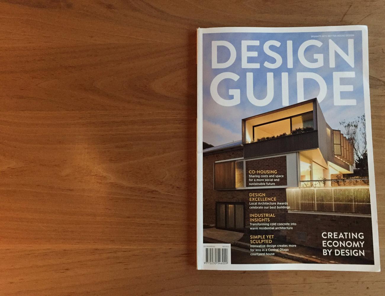 Design Guide New Zealand Australia Malboeuf Bowie Architecture