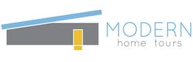 modern home tour