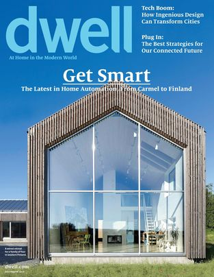 Aggressively Passive Dwell Magazine July / August 2016
