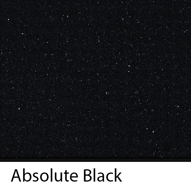 Granite High Quality Slabs Tiles: Black Absolute