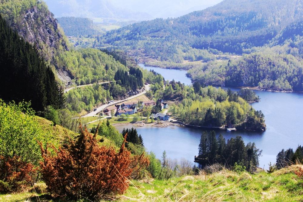 Noruega se posiciona como la segunda economía, después de Suecia, en una lista que demuestra que la región nórdica lidera los esfuerzos por construir y mantener economías mas sustentables. Foto: Rudy Herrera