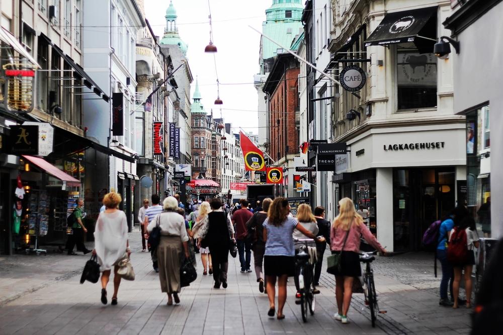 Copenhague es considerada la ciudad mas verde del 2014 a nivel mundial, Foto: Rudy Herrera