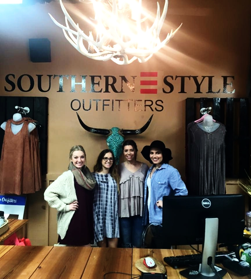 Southern Style Outfitters supports Hearts of Hope's mission. Cheers to the grand opening and a great new partnership!