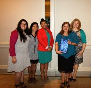 "Hearts of Hope wins ""Program of the Year"""