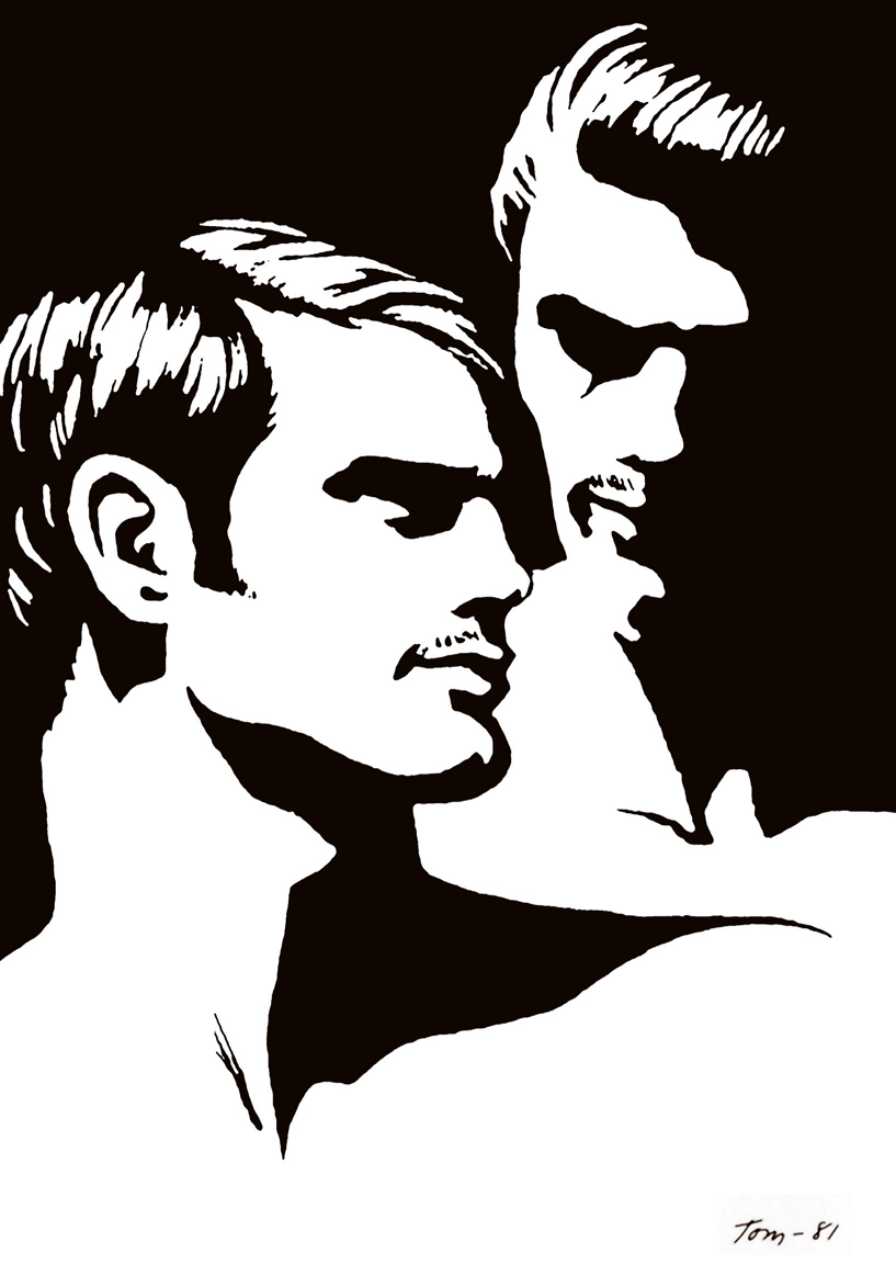 Tom of Finland - CUTOUT