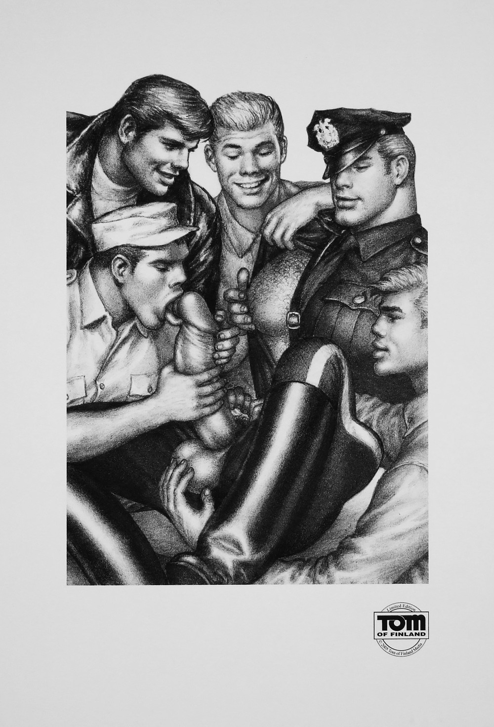 Tom of Finland - UNTITLED DICK LICK