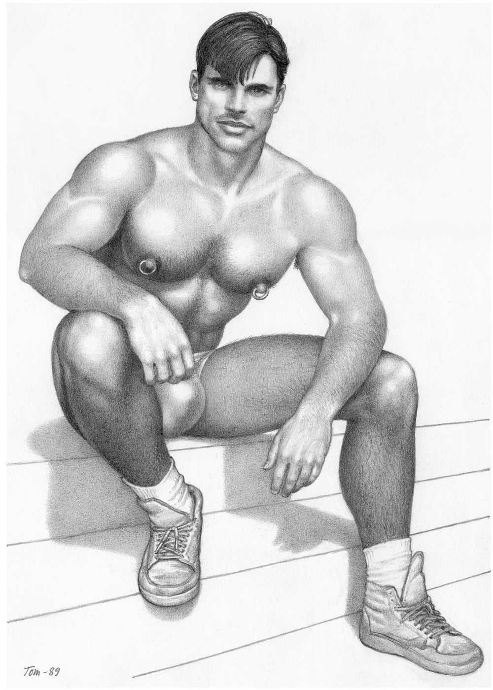 Tom of Finland - UNTITLED JOCK