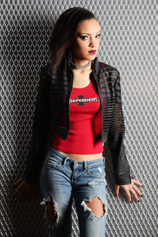 Aniya-by Amy Colleen Photography, Austin Artist Portrait