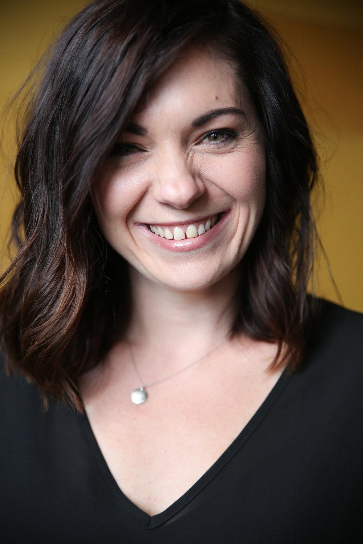Michaela -by Amy Colleen Photography, Austin Artist Creative Headshot