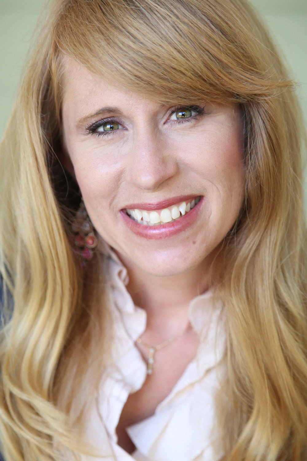 Leanne -by Amy Colleen Photography, Austin Author Creative Headshot