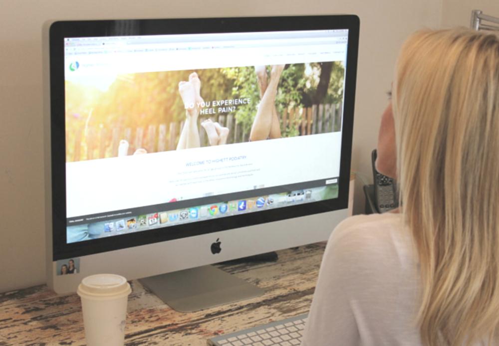 The Social Vine Website development Melbourne Australia