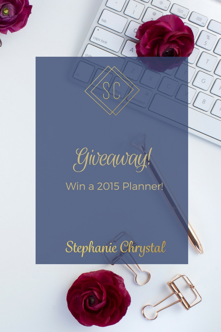 Giveaway-Win-a-2015-Planner