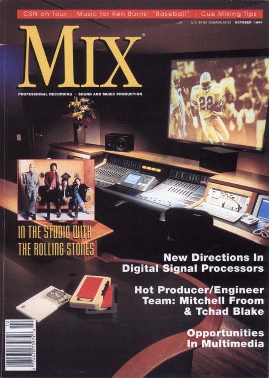 Mix Magazine Pdf