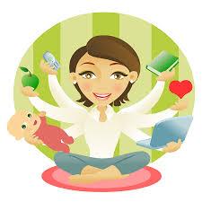 Flourishing@work+home - the juggle