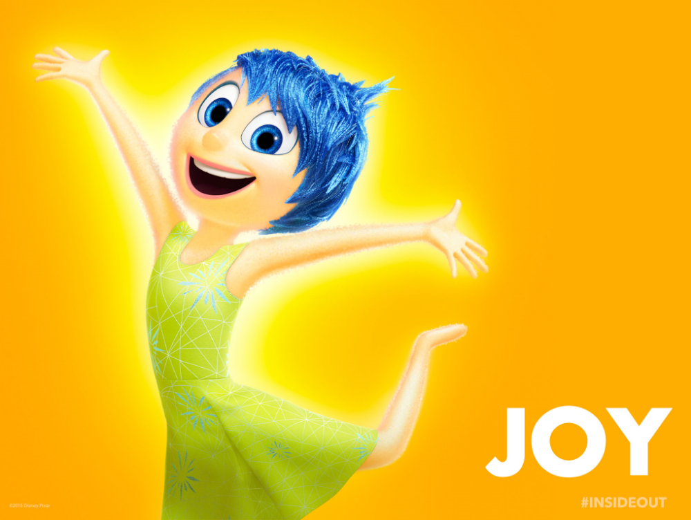 Joyful Optimism in Inside Out