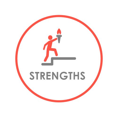 strengths for flourishing