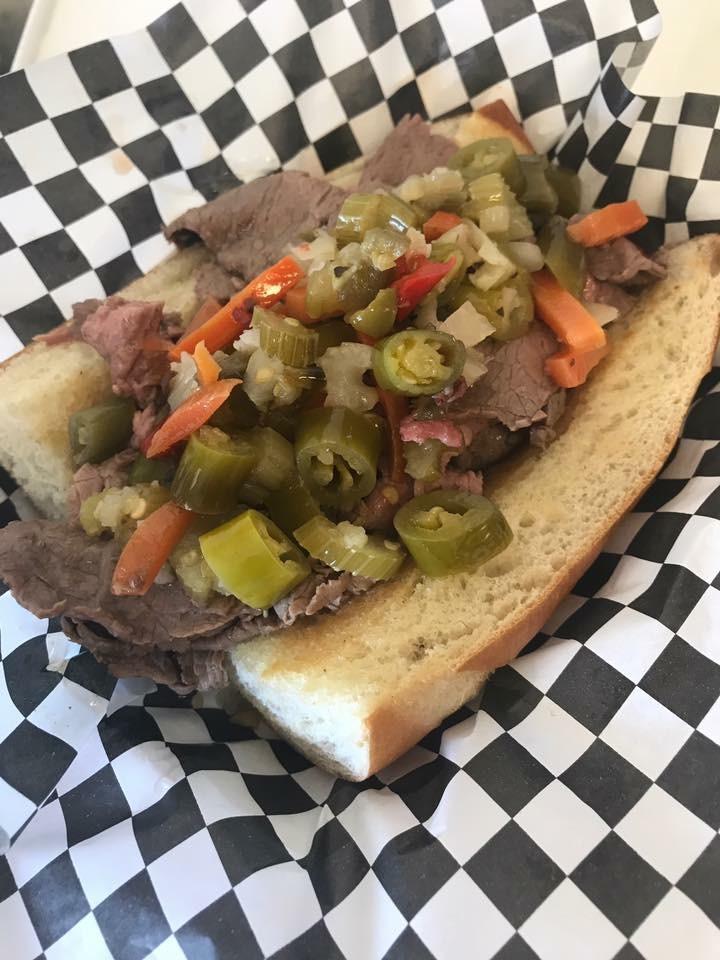 Chicago Italian Beef