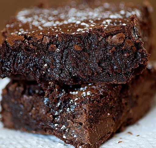 Yummy Gooey Brownies -