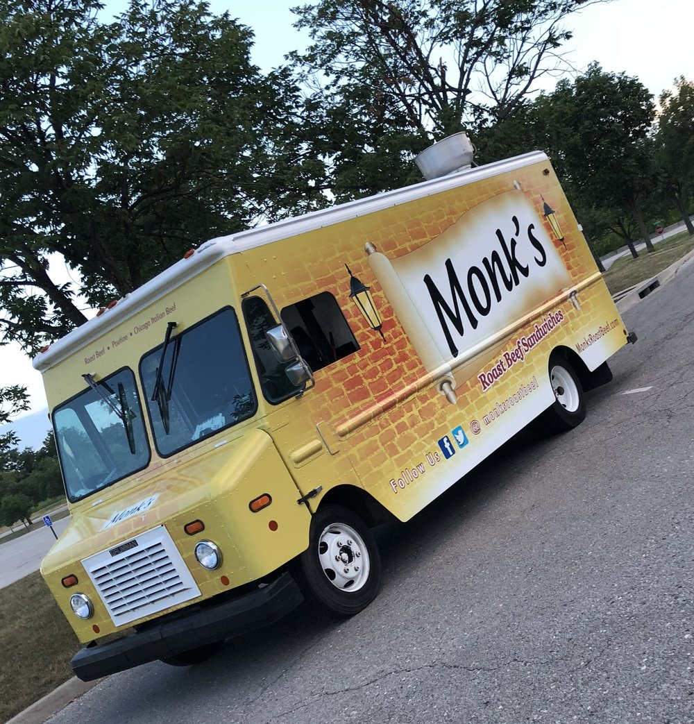Monk's Signature Sandwiches - Commissioned in October 2017