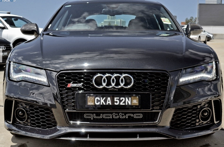 Audi RS7 MY14 Tiptronic quattro