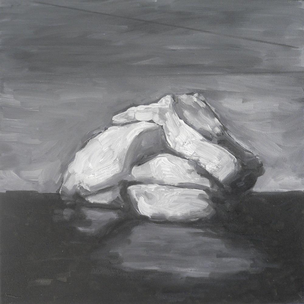 Nine Icebergs - Detail 1