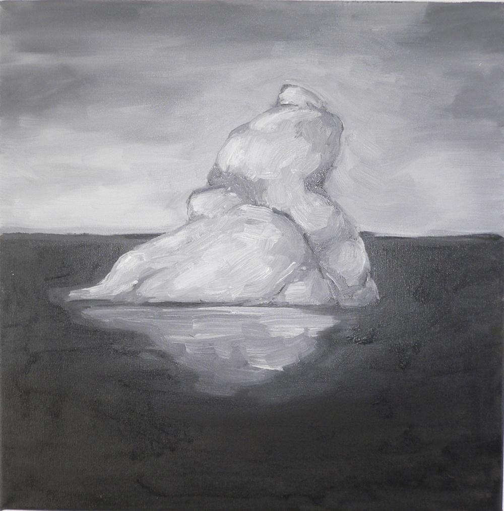 Nine Icebergs - Detail 2