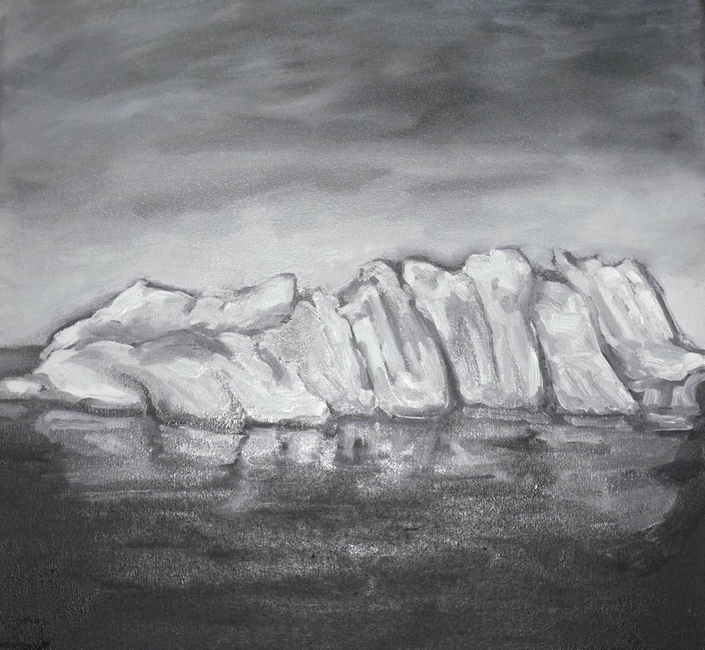 Nine Icebergs - Detail 3